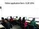 CLAT Online Application Form