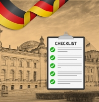 Checklist Before going to Study in Germany
