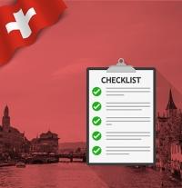 Checklist Before going to Study in Switzerland