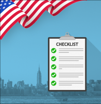 Checklist Before Going to Study in USA