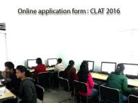 CLAT Online Application Form