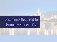 Documents required for Apply German Student Visa