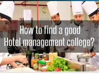 How to find a good hotel management college?