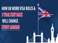 How UK Work Visa Rules & 2 Year Stay Back will Change Study Abroad