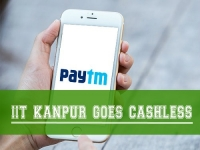 IIT Kanpur Becomes Cashless University