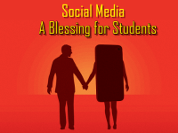 Social media: A Blessing for students