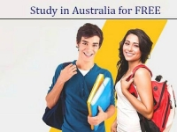 Study in Australia for FREE