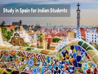 Study in Spain for Indian Students
