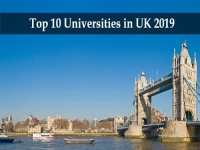Study in UK: Top 10 Universities in UK 2019
