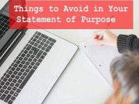 Things to Avoid When Writing A Statement Of Purpose