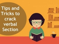 Tips and Tricks to crack verbal Section