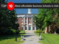 Top 10 Most affordable Business Schools in USA
