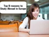 Top reasons to Study Abroad in Europe