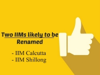 Two IIMs likely to be renamed