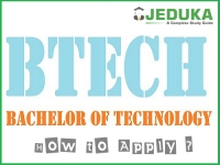 Want to pursue B.Tech? Check out the admission procedure here