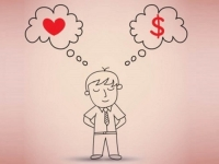 What Should I Go For: Love or money?