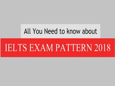 All You Need To Know about IELTS Exam Pattern 2018