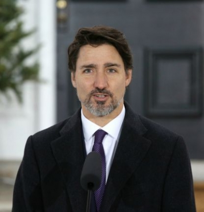 Canada will not reopen borders quickly, Trudeau says