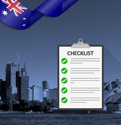 Checklist Before going to Study in Australia