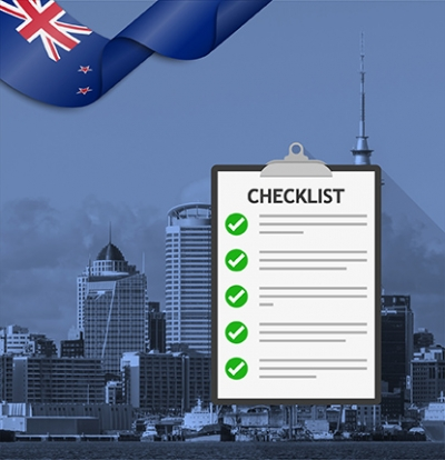 Checklist Before going to Study in New Zealand