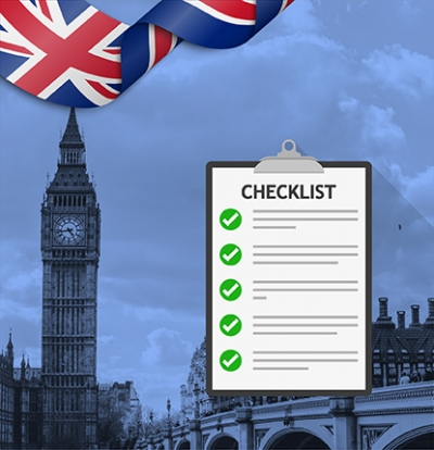 Checklist Before going to Study in UK