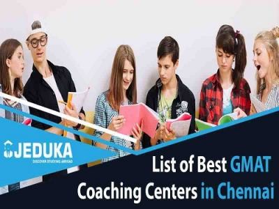 GMAT Coaching in Chennai