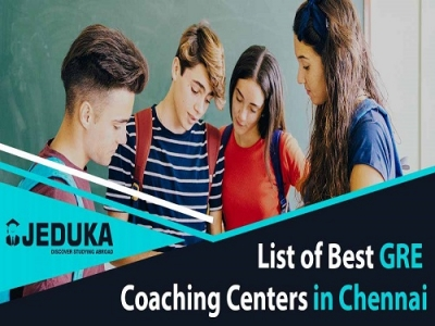 GRE Coaching in Chennai