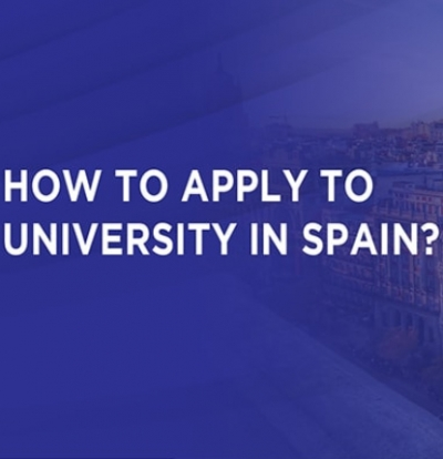 How to Apply at University in Spain in 2019?