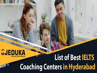 IELTS Coaching in Hyderabad