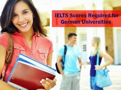 IELTS Scores Required for German Universities in 2019 - 2020