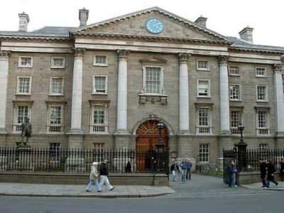 Top Ranking Universities in Ireland