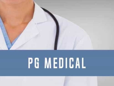 Medical Colleges in india must have PG courses by 2020
