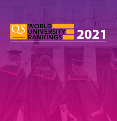 QS World University Ranking 2021