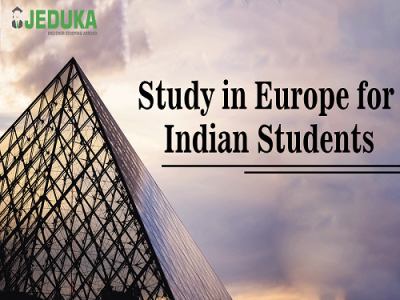 Study in Europe for Indian Students