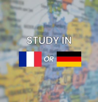 Study in France or Germany