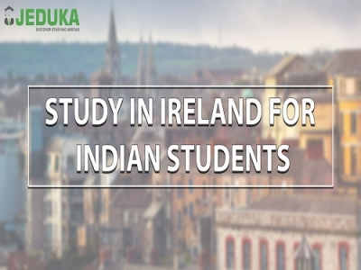 Study in Ireland for Indian Students