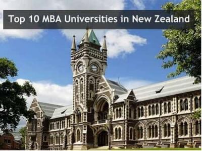 Top 10 MBA Universities in New Zealand