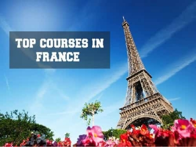 Best Courses to Study at Universities in France in 2019 - 2020