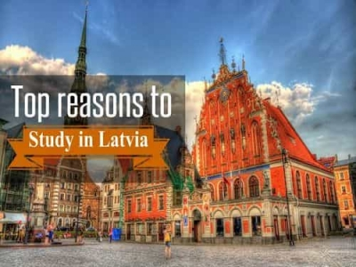 Top Reasons to Study in Latvia