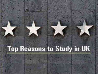 Top Reasons to Study in UK