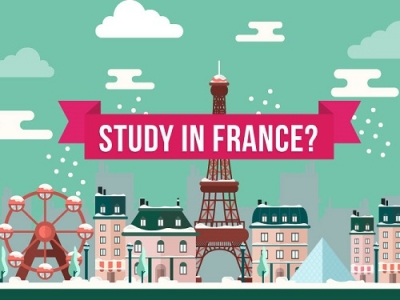 Infographic: What Makes France the Perfect Study abroad Destination For International Students