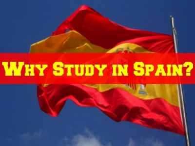 Why Study in Spain?