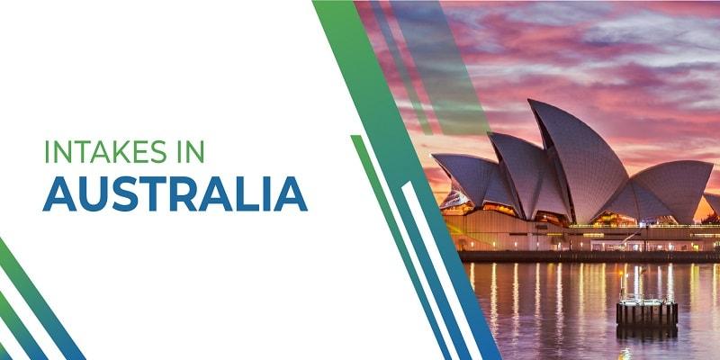Intakes in Australia