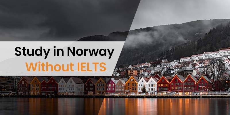 Study in Norway without IELTS