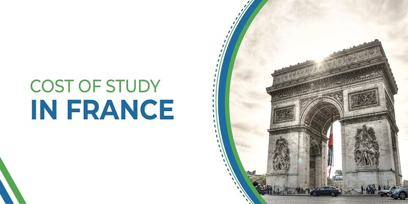 Cost of Studying in France