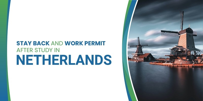 Stay Back and Work Permit in Netherlands