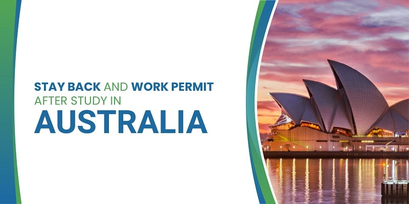 Stay Back options In Australia after your Graduation