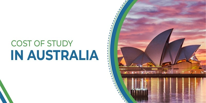 Cost of Studying in Australia