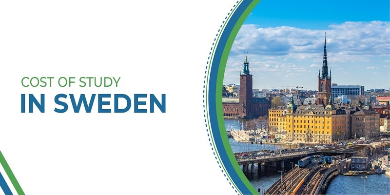 Cost of Studying in Sweden