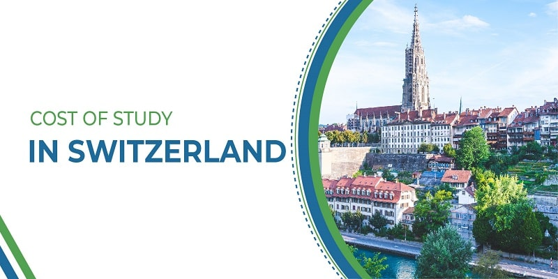 Cost of Studying in Switzerland